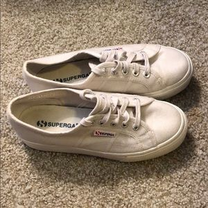 Superga flatform shoes size 37